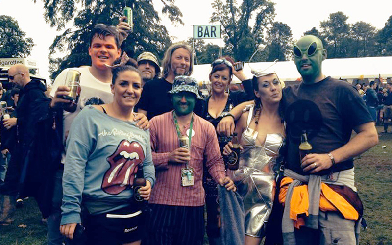 KENDAL CALLING | A WEEKEND WITHOUT THE KIDS