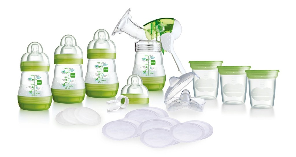 *NOW CLOSED* GIVEAWAY MAM BREASTFEEDING STARTER KIT £75