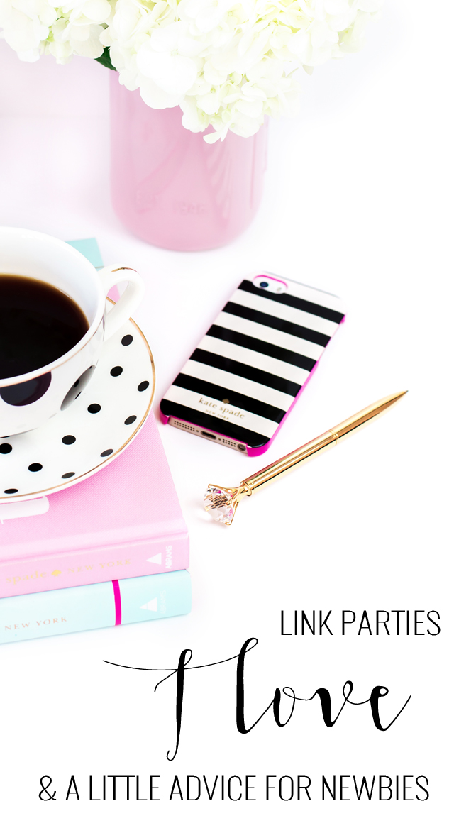 What are blog linkys and how do I get involved?