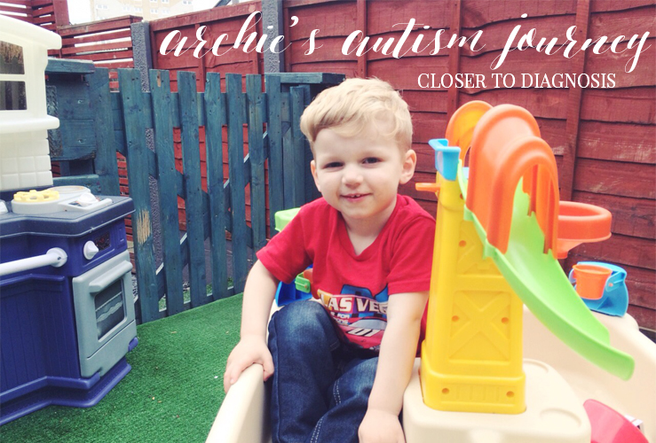 ARCHIE'S AUTISM JOURNEY #6 | CLOSER TO DIAGNOSIS