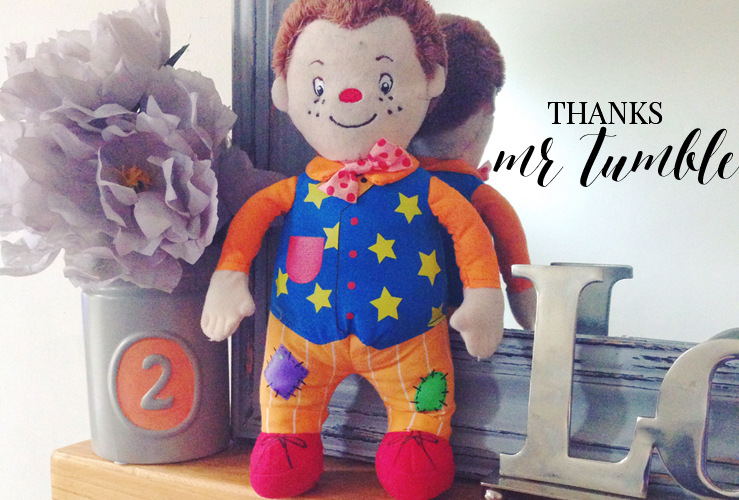 AN AUTISM BREAKTHROUGH THANKS TO MR TUMBLE