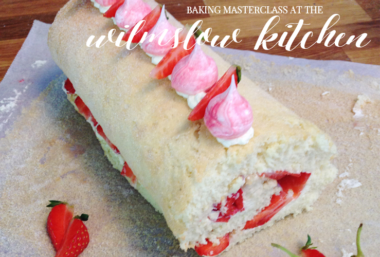 A BAKING MASTERCLASS AT THE WILMSLOW KITCHEN