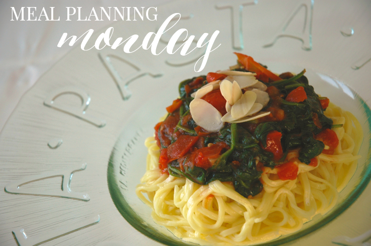 MEAL PLANNING MONDAY #17