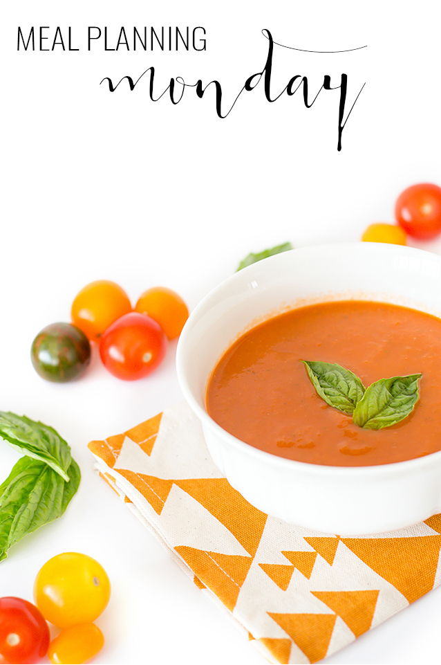Meal Planning Monday 29 This Mama Life Style For