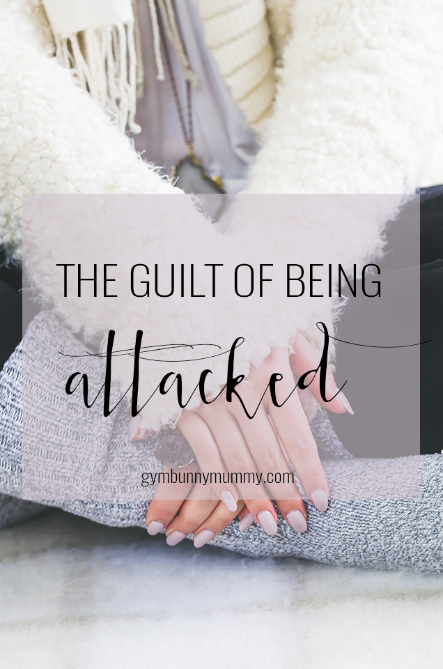 The guilt of being attacked on holiday @gymbunnymum