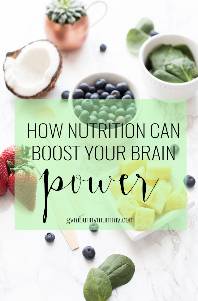You are what you eat | How nutrition can boost your brain power
