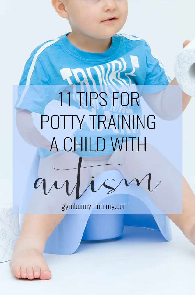 Potty training is the work of the devil at the best of times but having a child with Special Needs can make is so much harder, on both the parents & the child. We're currently going through the peeing everywhere stage but can finally see the light at the end of the tunnel. So here's my 11 tips for potty training a child with Autism.