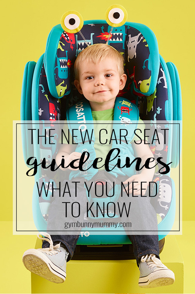Choosing the right car seat can be so confusing. Not only trying to decide between front & rear facing but there's the new i-Size guidelines to try and get your head around too. I didn't realise there was going to be such a big change, especially for babies. So here's the new car seat guidelines and what you need to know: