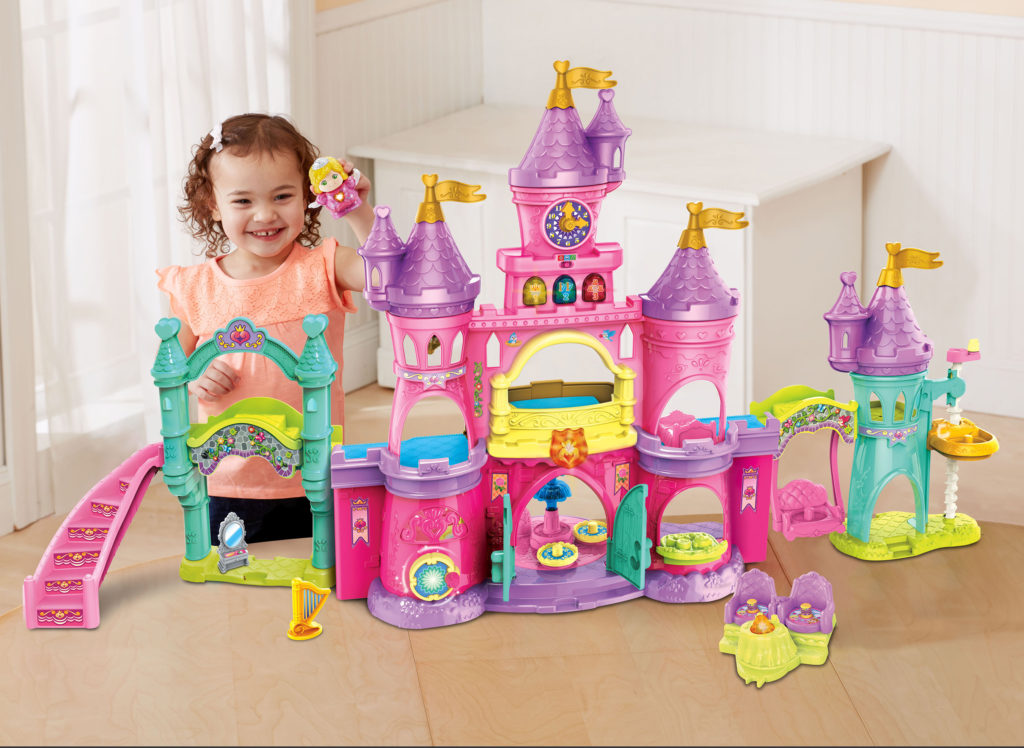 TOOT TOOT FRIENDS KINGDOM ENCHANTED PRINCESS PALACE REVIEW