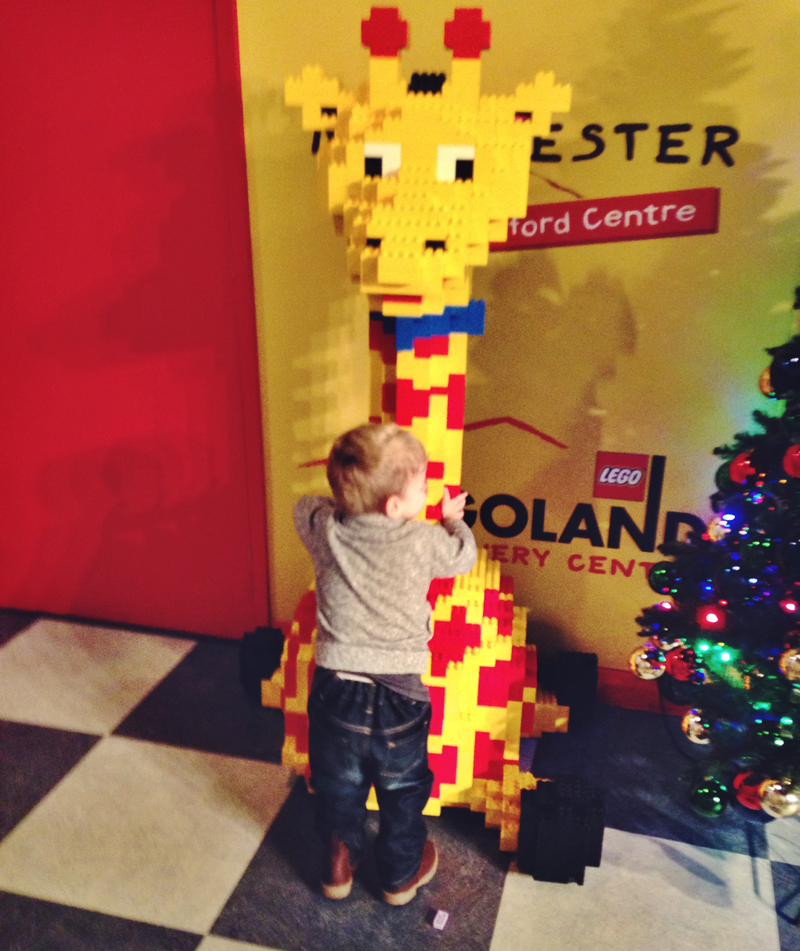 FAMILY DAYS OUT | LEGOLAND DISCOVERY CENTRE MANCHESTER