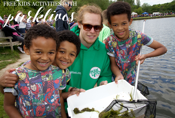 FREE ACTIVITIES IN MANCHESTER WITH PARKLIVES