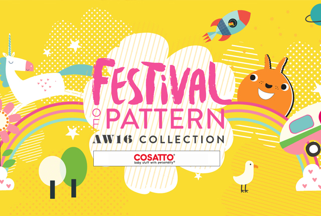 COSATTO FESTIVAL OF PATTERN AW16 COLLECTION