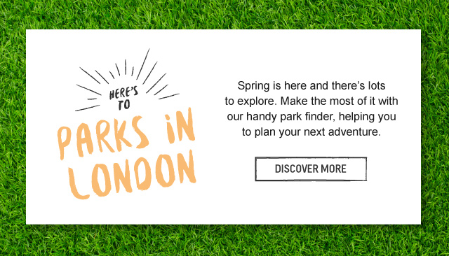 A handy guide to parks in London @gymbunnymum