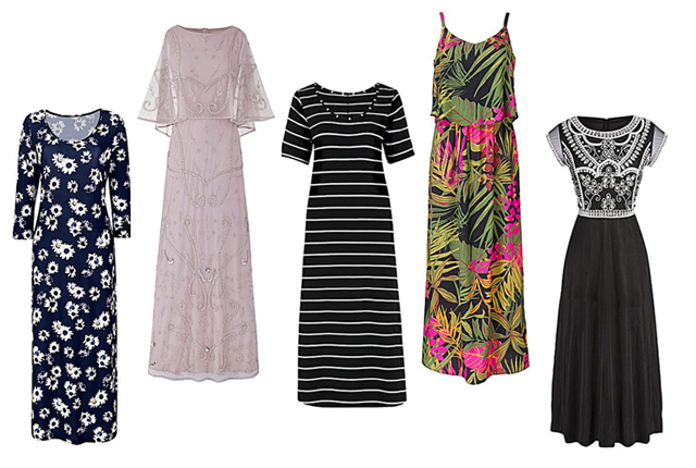 5 OF THE BEST SUMMER MAXI DRESSES