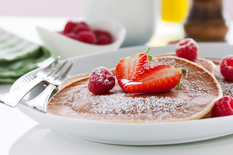 SLIMMING WORLD SYN FREE PANCAKE RECIPE