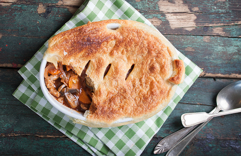 SLIMMING WORLD STEAK PIE FOR ONLY 5 SYNS